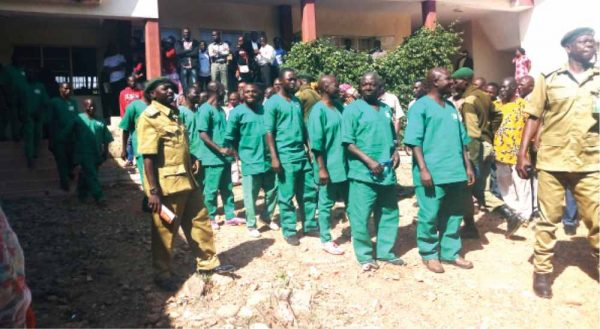 30 Inmates Sit For Ssce In Jos