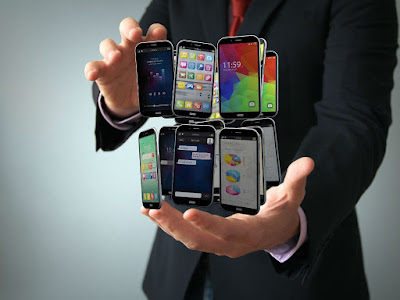 Smartphones de gama alta