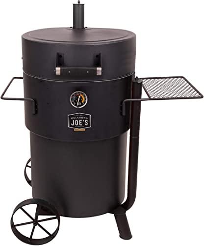 Oklahoma Joe Bronco Drum Smoker