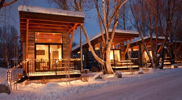 fireside resort ski cabins