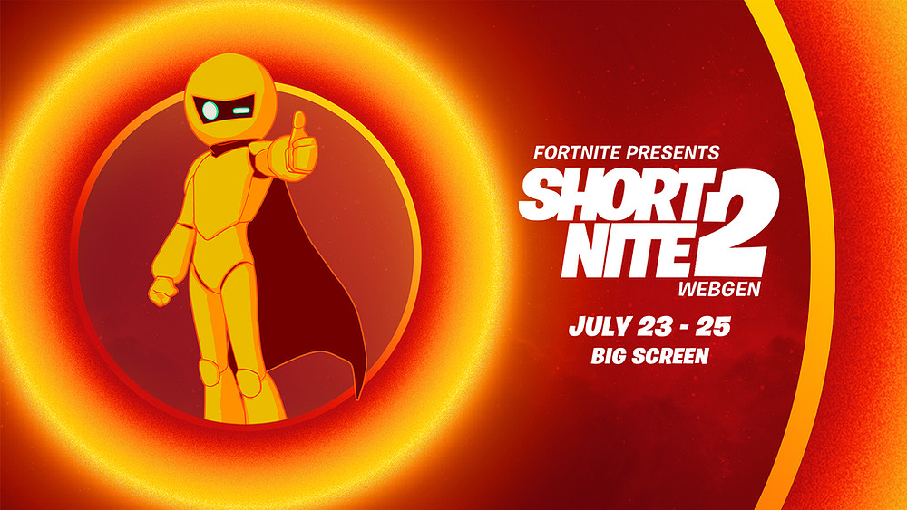 Short Nite Returns - Watch Web Shorts in Fortnite's Party Royale starting 23/07