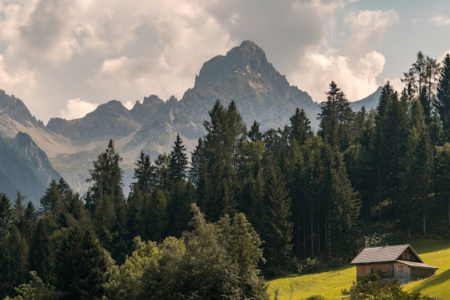 Kulinarische Genusswanderung – Bürserberg | Wandern Brandnertal | Wanderung Vorarlberg 15