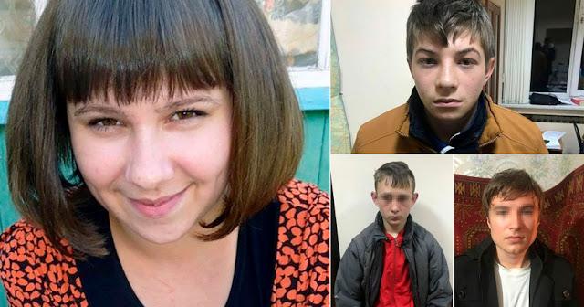 В России три подростка 15-16 лет изнасиловали и жестоко убили молодую маму
