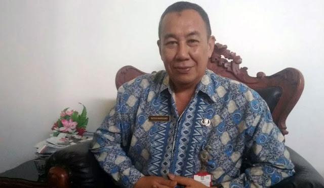 Pelaksana Tugas Kepala Dinas Ketahanan Pangan Lumajang, Sutan Wardono