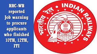 RRC - Western Railway Recruitment 2020: Apply Online