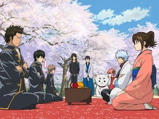 Anime Musim Semi