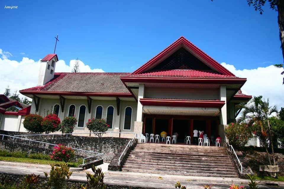 Trappistine Monastery in South Cotabato in Mindanao