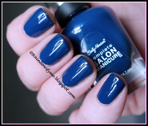 Sally Hansen ~ Thinking of Blue