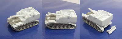 M44 155mm howitzer