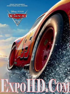 Cars 3 2017 Dubbed Hindi 480p || BluRay 720p || Esub 1.1Gbs [Watch & Downlaod]