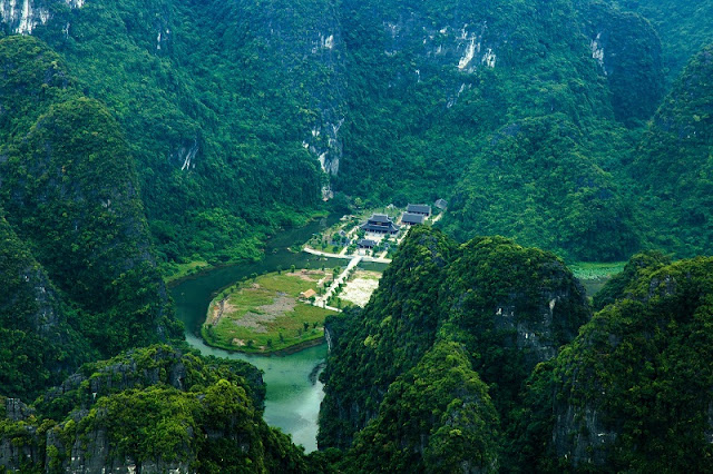 Trang An - Ninh Binh - Viet Nam - The World Cultural And Natural Heritage 1