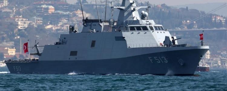 План будівництва корветів для ВМСУ змінено