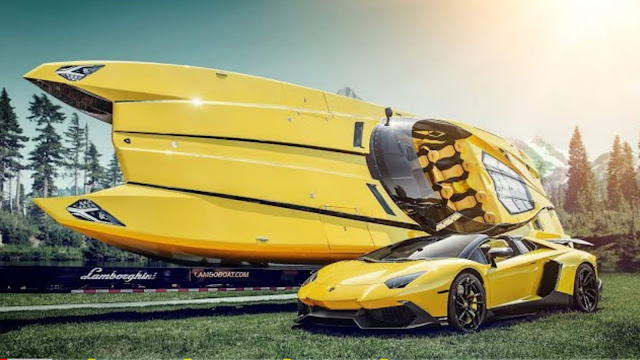 Exclusive Boats Made By SUPERCAR Manufacturers in 2020