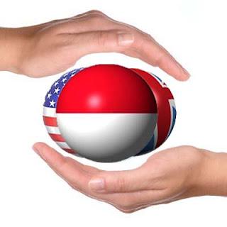 Menerjemahkan Bahasa Inggris ke Bahasa Indonesia