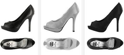 zapatos tacones