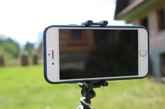 Smartphone Bisa Menjadi Kamera Keamanan