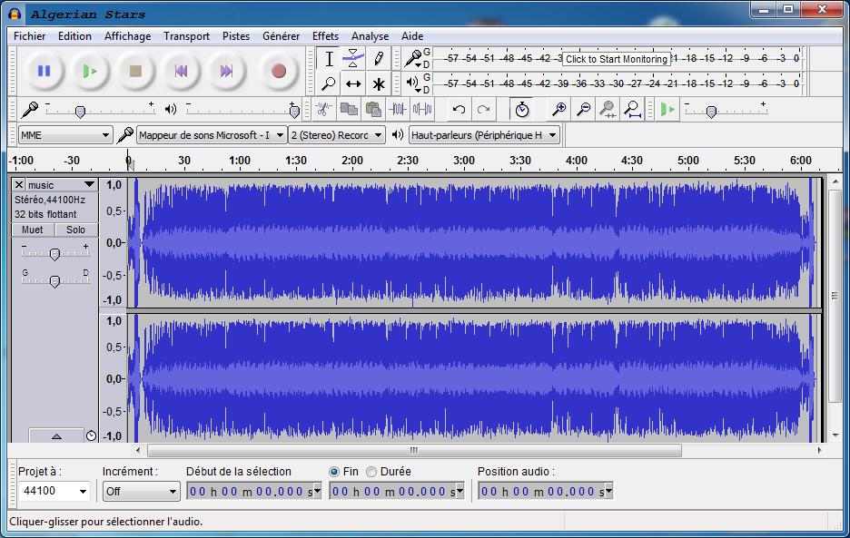 تحميل برنامج Audacity لحذف كلمات الأغنية عن الموسيقى