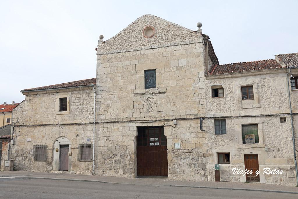 Convento de San Basilio, Cuéllar