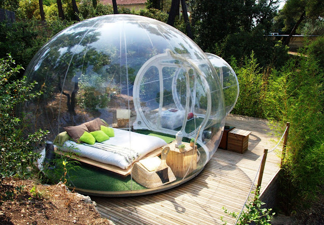 Bubble Hotel - France
