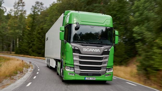 Scania conquista prêmio Green Truck pela quinta vez consecutiva
