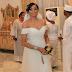 Stunning photos of billionaire wife, Shade Okoya at husband's 78th birthday celebration
