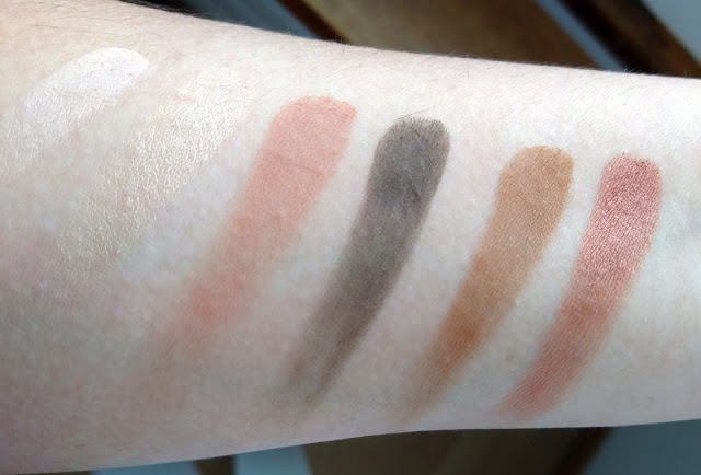 NARS x Man Ray Love Game Eyeshadow Palette Swatches