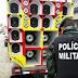 POLICIAL: PM APREENDE PAREDÃO POR PERTURBAÇÃO DO SOSSEGO EM MISSÃO DO SAHY