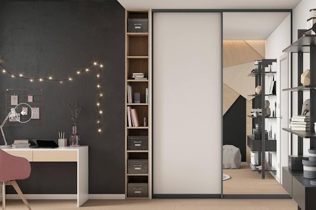 Jak wybrać szafę przesuwną do różnych pomieszczeń?