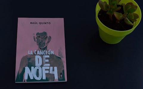 «La canción de NOF4», de Raúl Quinto (Jekyll & Jill)