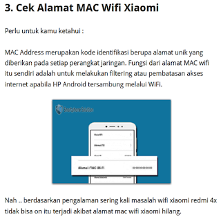 cara mengatasi wifi tidak bisa on di hp android
