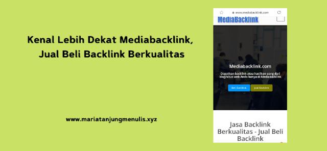 kenal lebih dekat mediabacklink