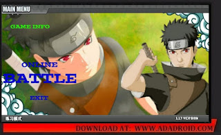 Download Naruto Senki Mod by Marky Apk