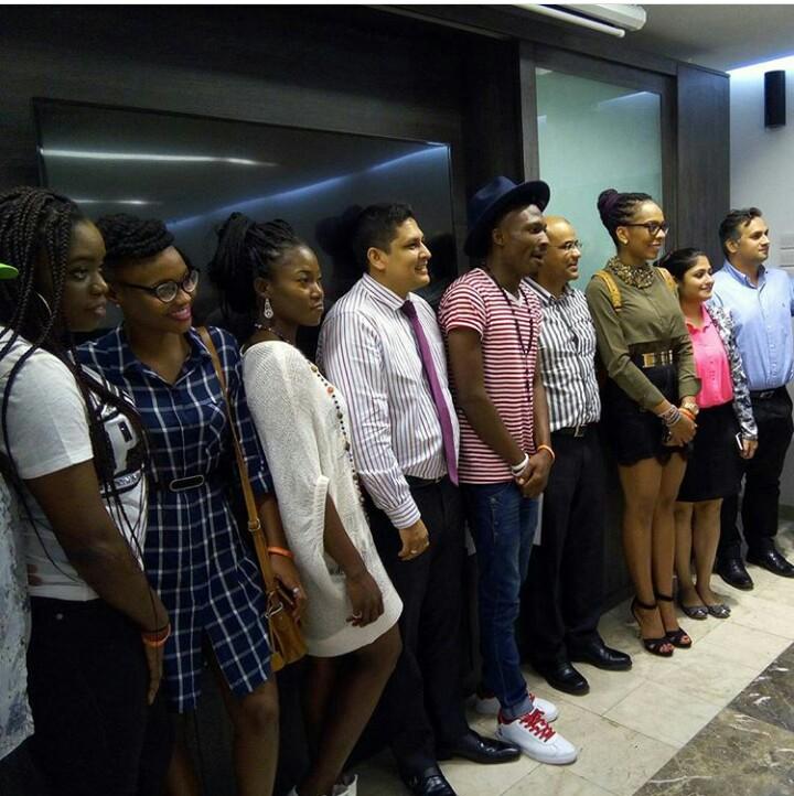 #BBNaija stars visit Indomie, Payporte & Nigerian Breweries as they kick off their Media Tour