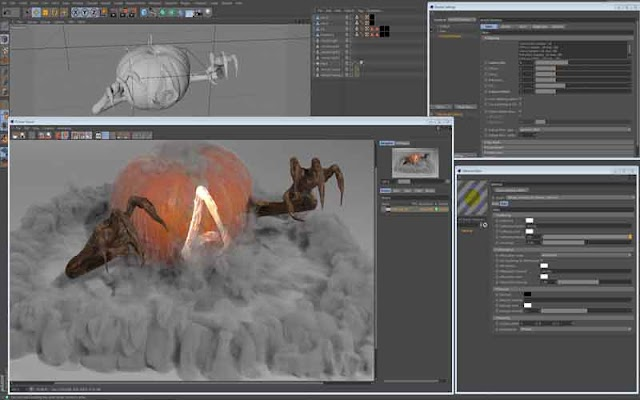 Solid Angle Cinema4D To Arnold 2.4.2 for Cinema4D R18 to R20 F.u.l.l