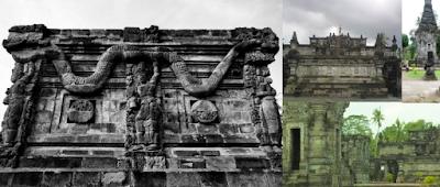 Gambar Candi Penataran Wisata Jawa Timur (Lengkap Penjelasan Bagian Candi)