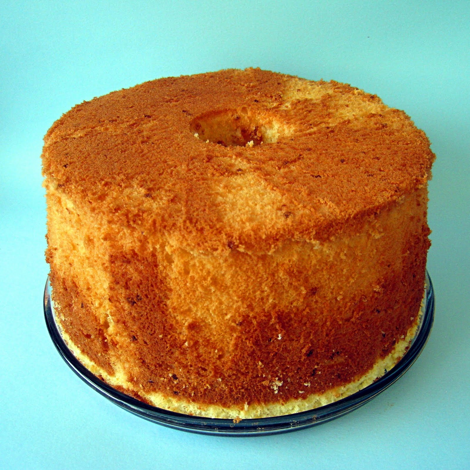 Orange Chiffon Cake Recipe Joy Of Baking