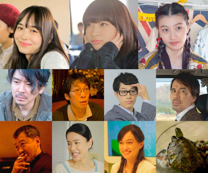 Aesop's Game (Isoppu no Omou Tsubo) - reparto