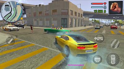 9. Gangs Town Story: An Action Open World Shooter