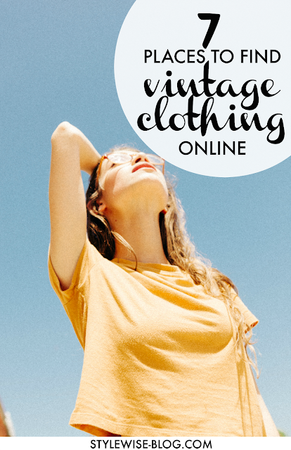 7 Best places to shop for vintage clothing online - stylewise-blog.com