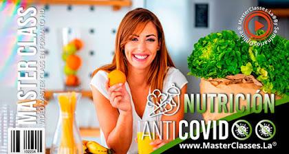 NUTRICIÓN ANTI COVID 2021