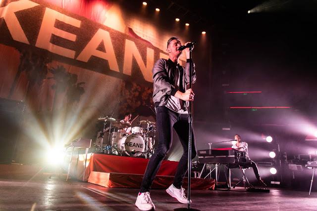 #LiveReview: Keane regresó a Chile tras seis años con impecable show en el Teatro Caupolicán
