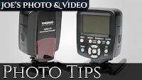 Yongnuo YN560-TX Manual Flash Controler Quick Start Guide | Photography Tips
