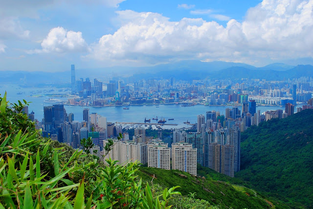 Best Countries to be an English Teacher, Hong Kong