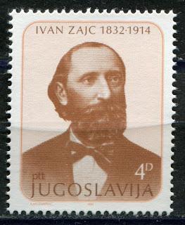 Yugoslavia, 1982, Ivan Zajc, Music, Opera