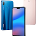 Price and Specifications of Huawei P20 Lite 2019, Front of Launch