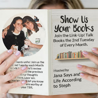 Show Us Your Books with Jana and Steph