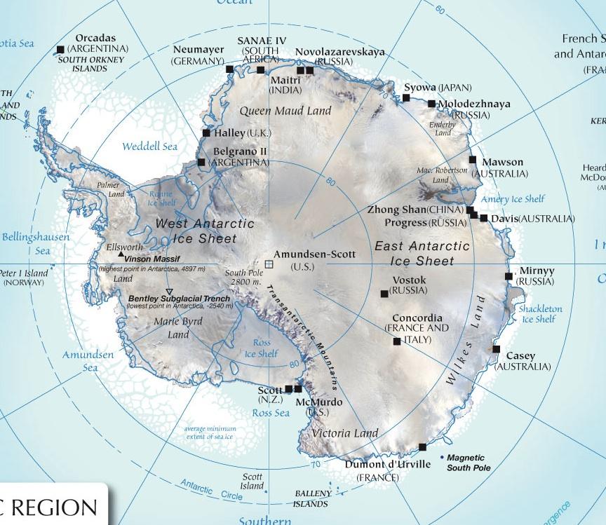 Flat Earth Map Ice Wall.Rick Potvin S Virtual Circumnavigation Of Antarctica To Decide If