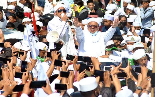 HRS Alami Belasan Kali Percobaan Pembunuhan, TP3 Laskar FPI akan Laporkan ke Jokowi