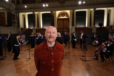 Marcus du Sautoy and the Oxford Philharmonic