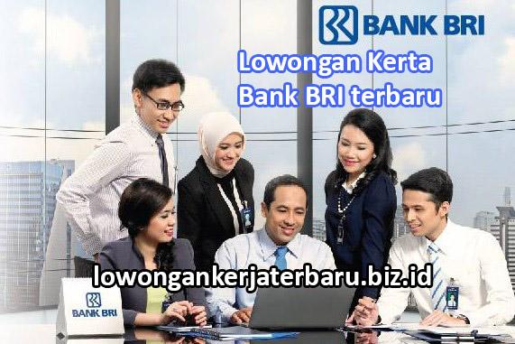 Info Lowongan Kerja PT Bank Rakyat Indonesia Terbaru Desember 2016